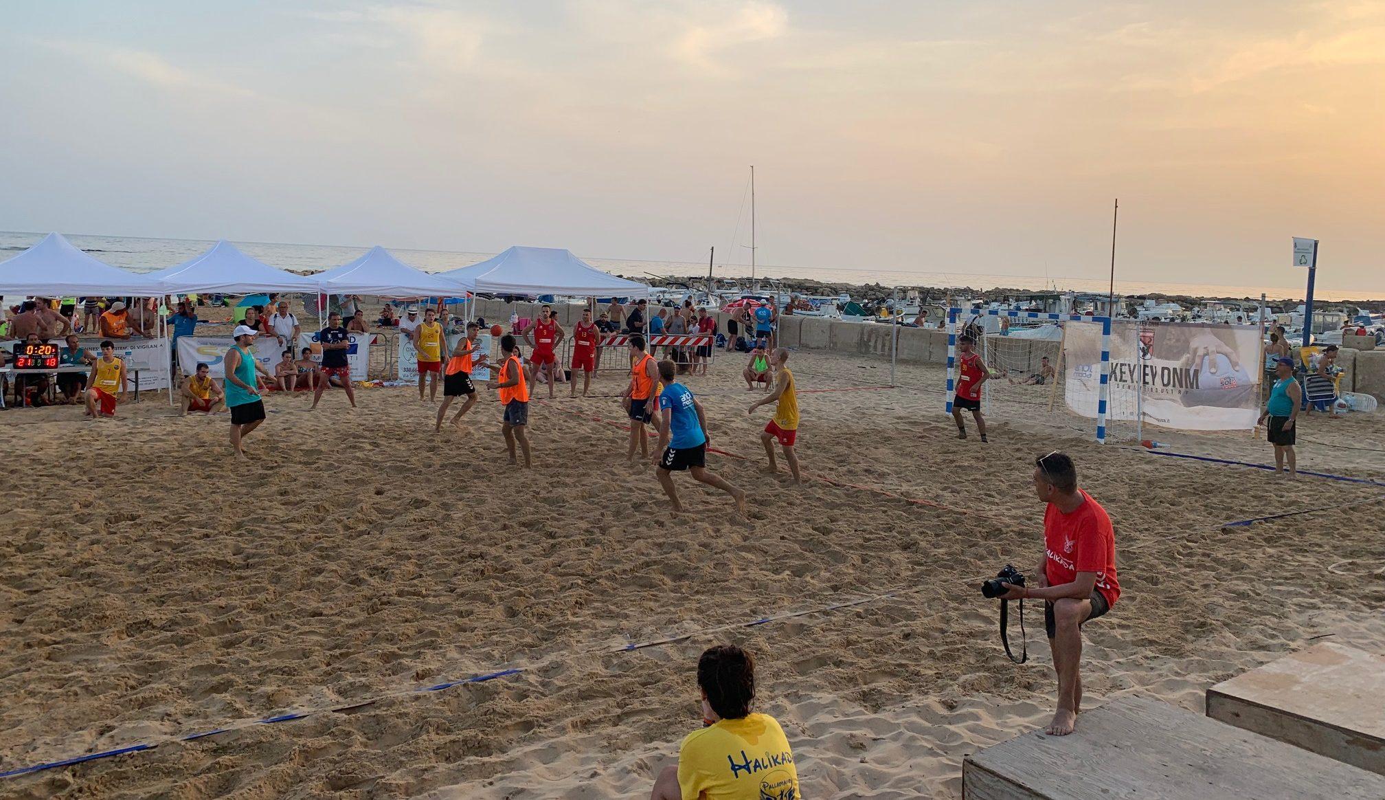 Il Cus Palermo sbanca P.Secca: è suo il torneo seniores di handball