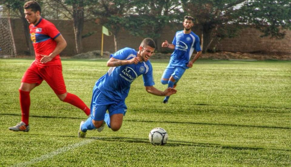 Calcio, il Santa Croce si riprende Iozzia. Confermati Di Rosa e Ravalli