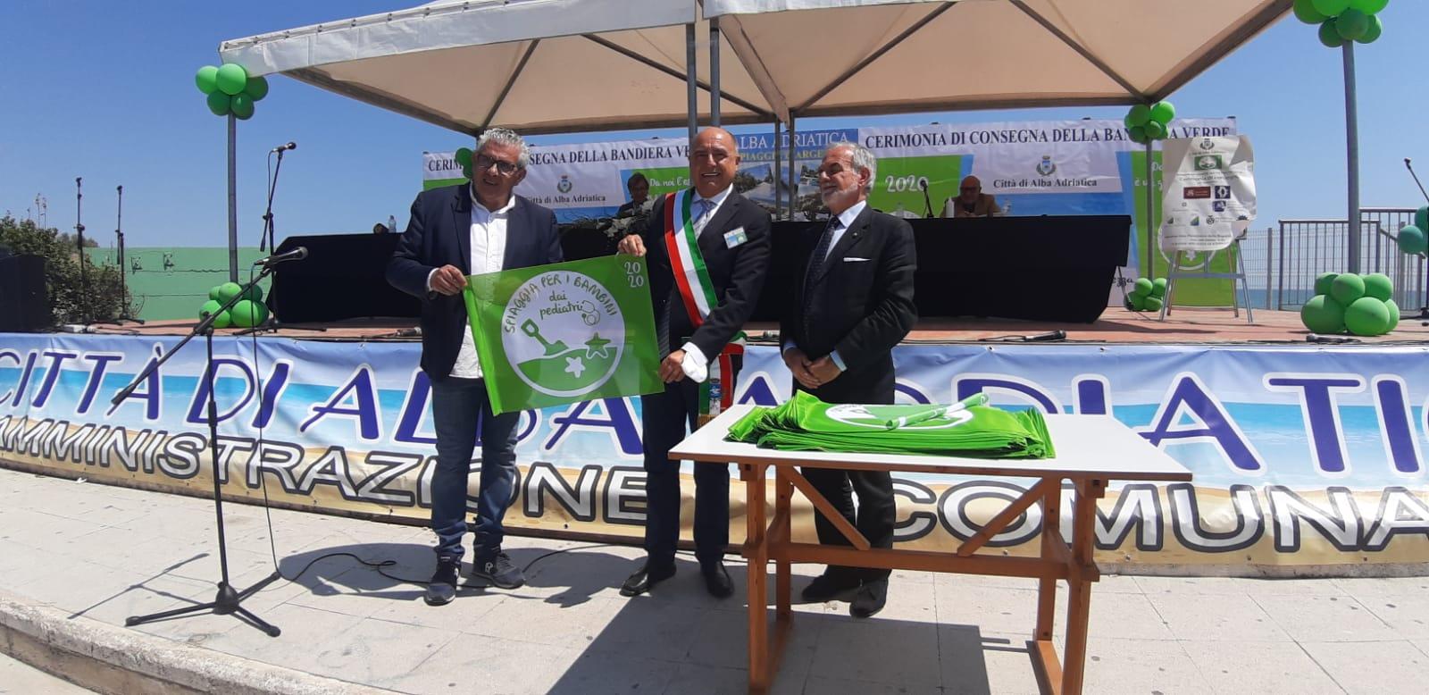 Santa Croce – Confermata la bandiera verde alle spiagge del nostro litorale