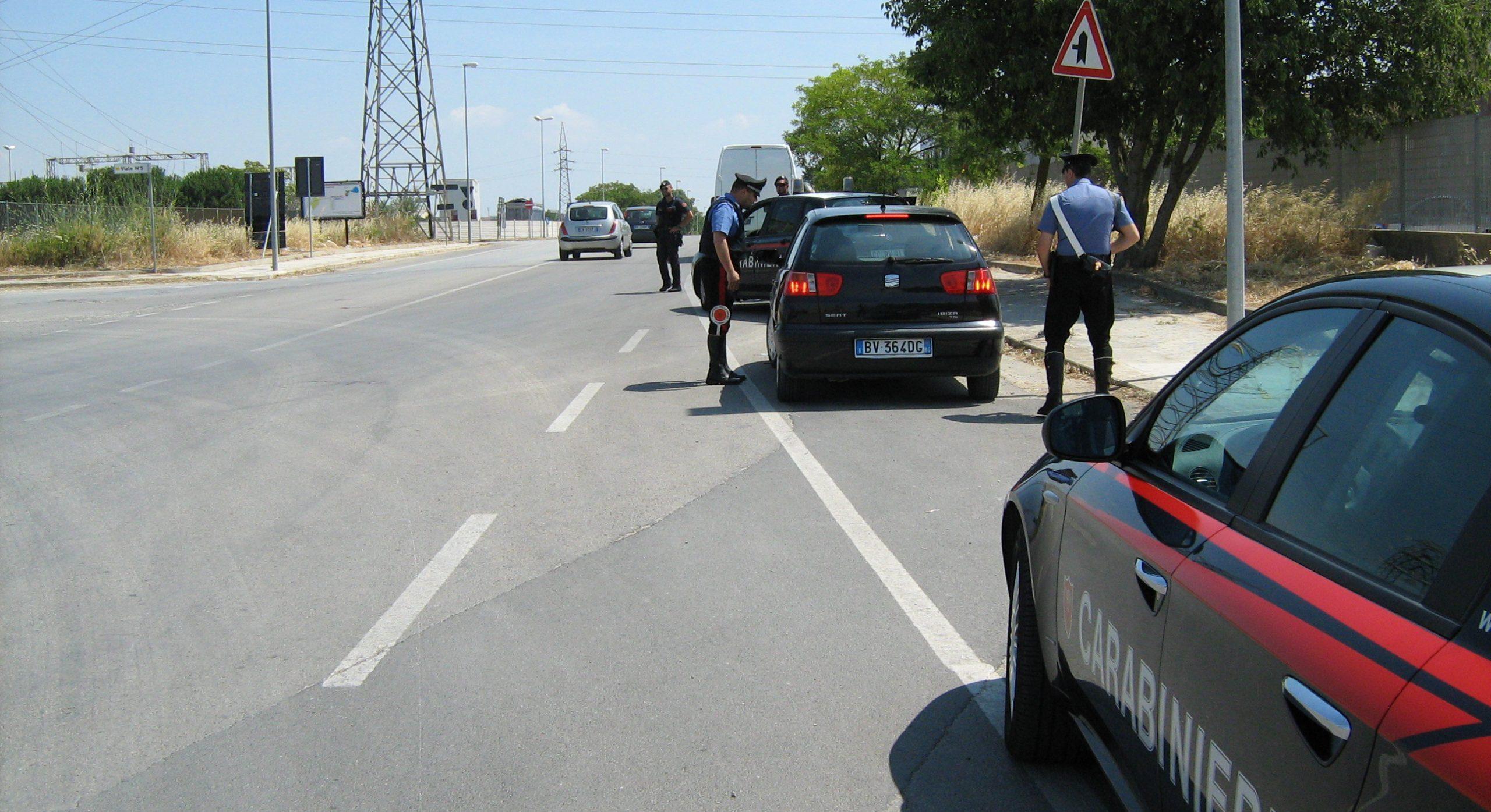 Fitto giro di controlli: un albanese denunciato per ricettazione