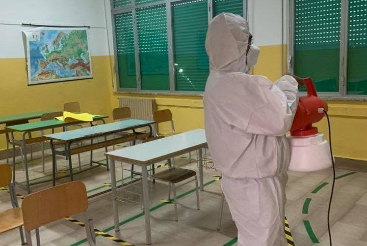 Primo giorno fra segnalazioni e ironia: a S.Croce riaprono le scuole
