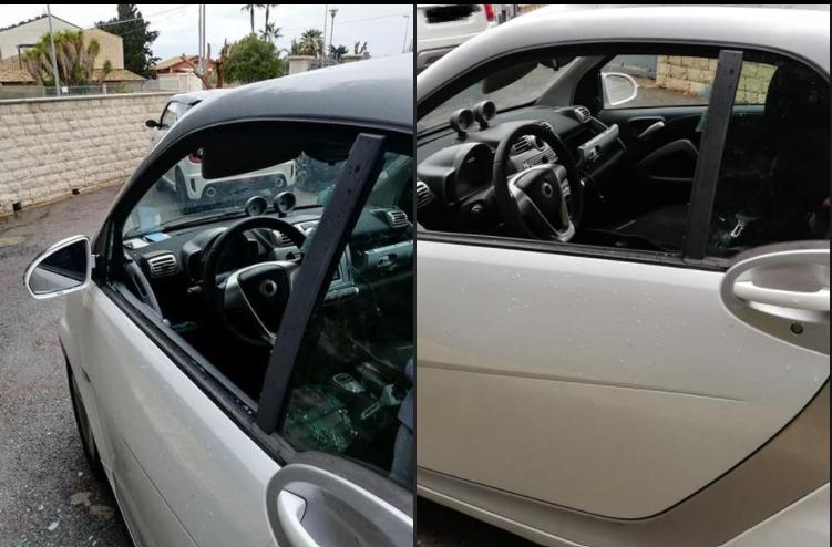 La banda del finestrino è tornata in azione: devastate altre due auto