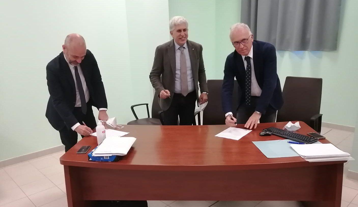 Un protocollo d'intesa per completare l'ospedale di Ragusa