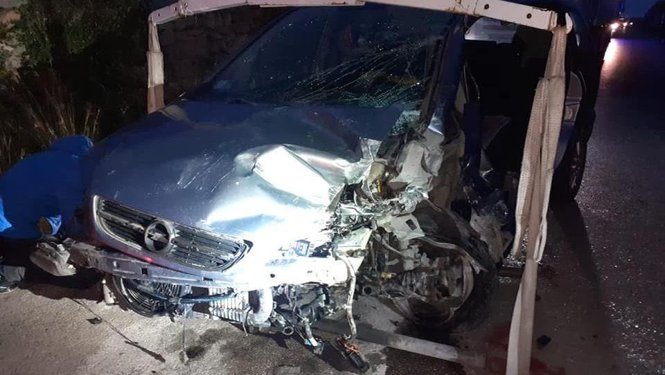 Incidente sulla SP 60 Malavita: un ferito in elisoccorso a Catania