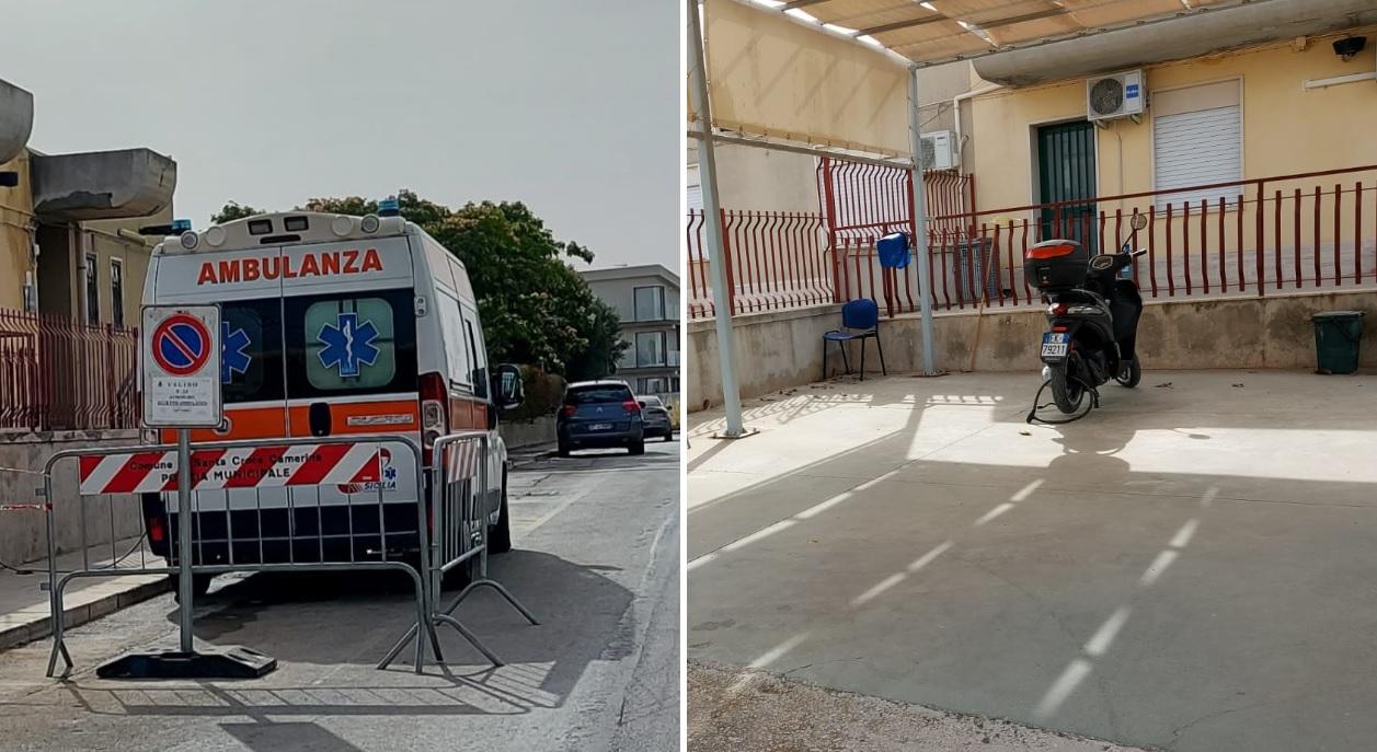 """""""Ambulanza al sole e lavori fermi in piazza Sabin"""", nota di ItalExit"""