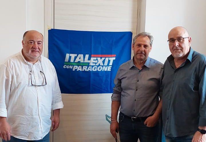 A Santa Croce compare Paragone: costituito il circolo di Italexit