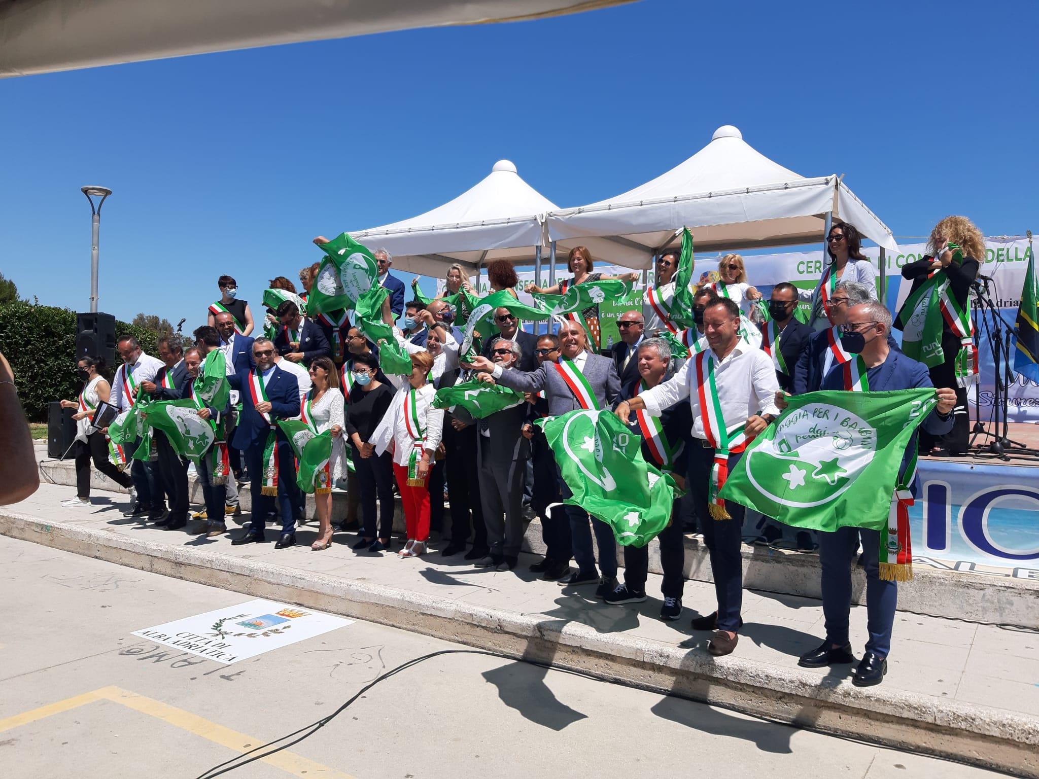 """Bandiera verde 2021"", conferma per Punta Secca, Casuzze e Caucana"