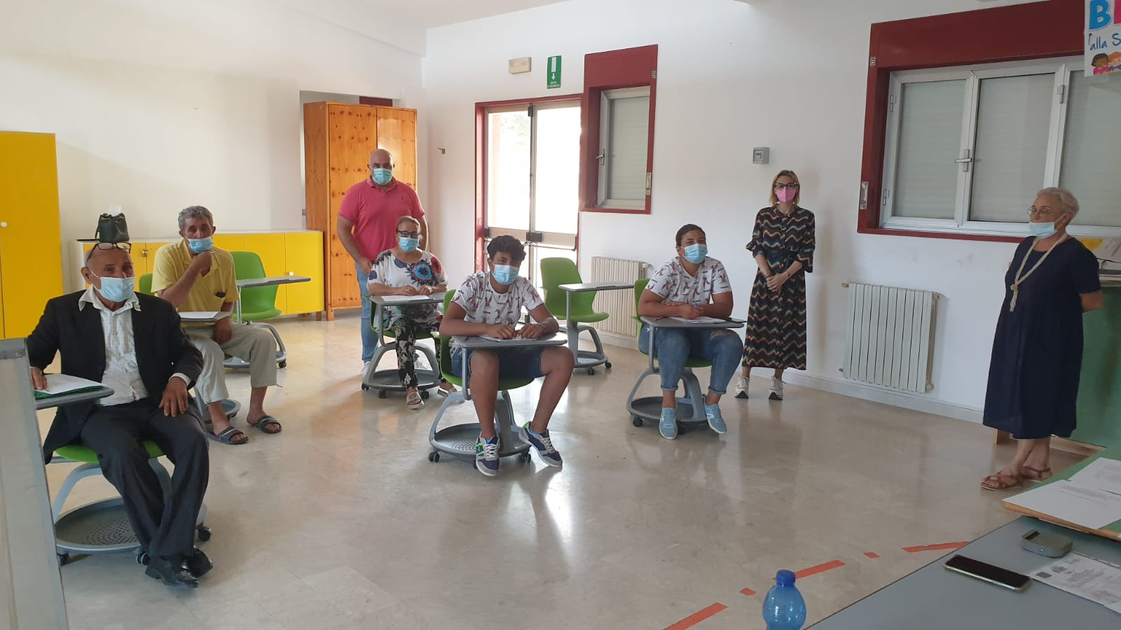 Parte a Santa Croce un progetto di alfabetizzazione per stranieri