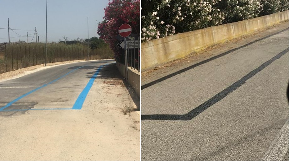 """""""Sulle strisce blu non parcheggia nessuno"""". Così il Comune le cancella"""