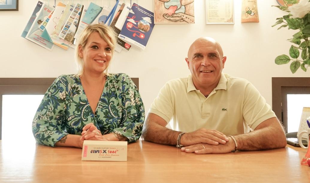 Nora Szalai, dall'Ungheria a Punta Secca per insegnare inglese