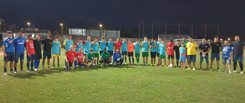 Calcio, amichevole al Kennedy tra Città di Santa Croce e Atletico