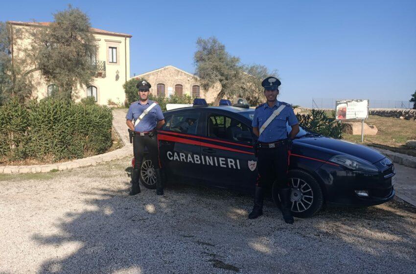 Scavi abusivi a Kamarina: banda di tombaroli fermata dai carabinieri