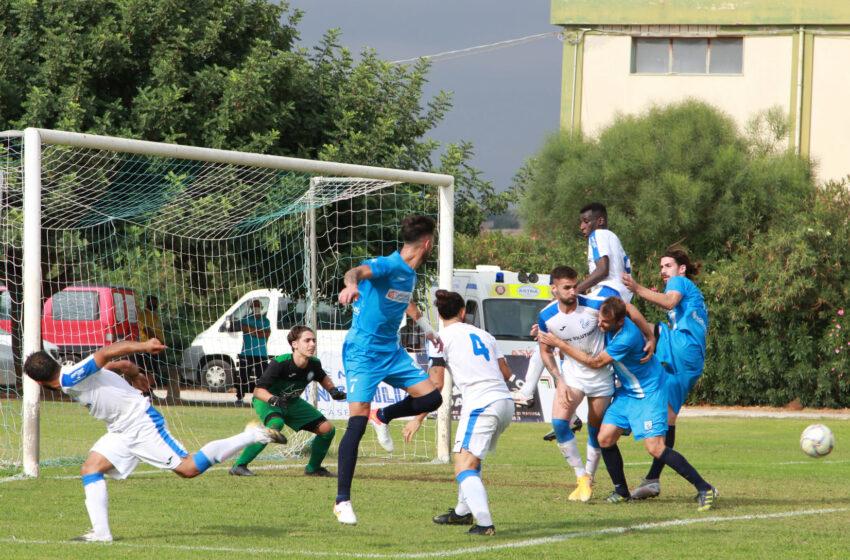 Calcio, il Santa Croce affonda lontano da casa: quarto ko in 5 gare